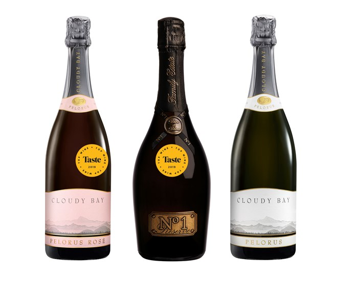The best sparkling wines from Taste's Top Wine Awards 2019