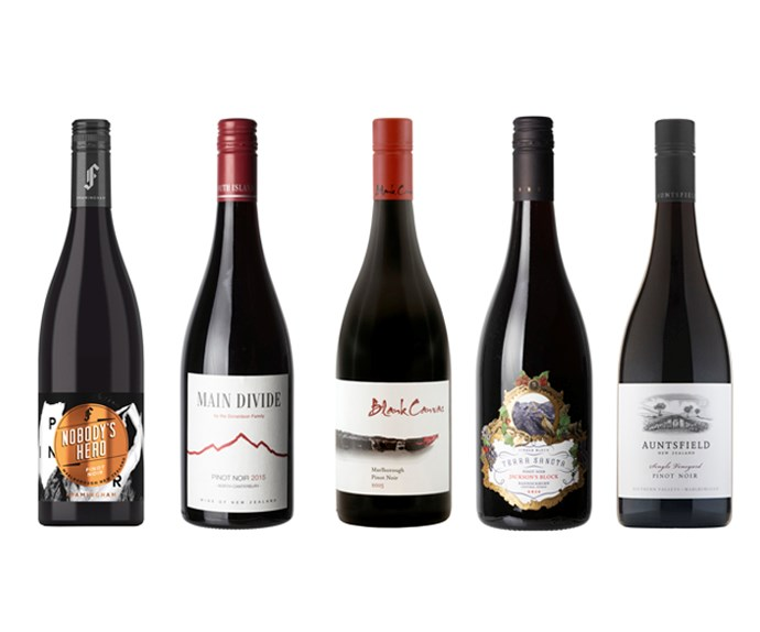 The best pinot noirs from Taste's Top Wine Awards 2019