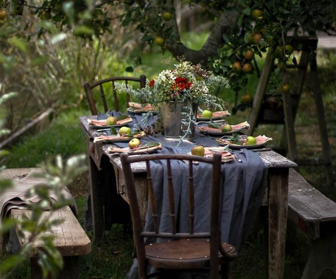 Host your own elegant garden party and raise money for Garden to Table