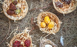 Easter bliss eggs