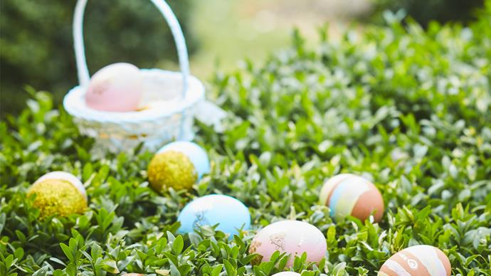 Child-friendly treats perfect for an Easter Sunday egg hunt