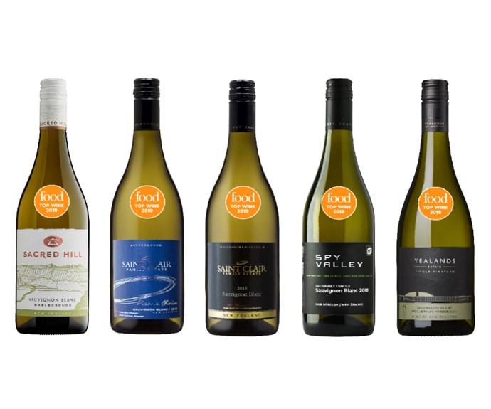The best Sauvignon Blancs from Food's Top Wine Awards 2019