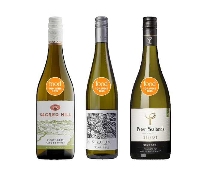 The best Pinot Gris from Food's Top Wine Awards 2019