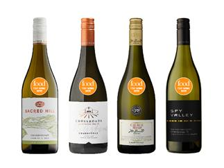 The best Chardonnay from Food's Top Wine Awards 2019