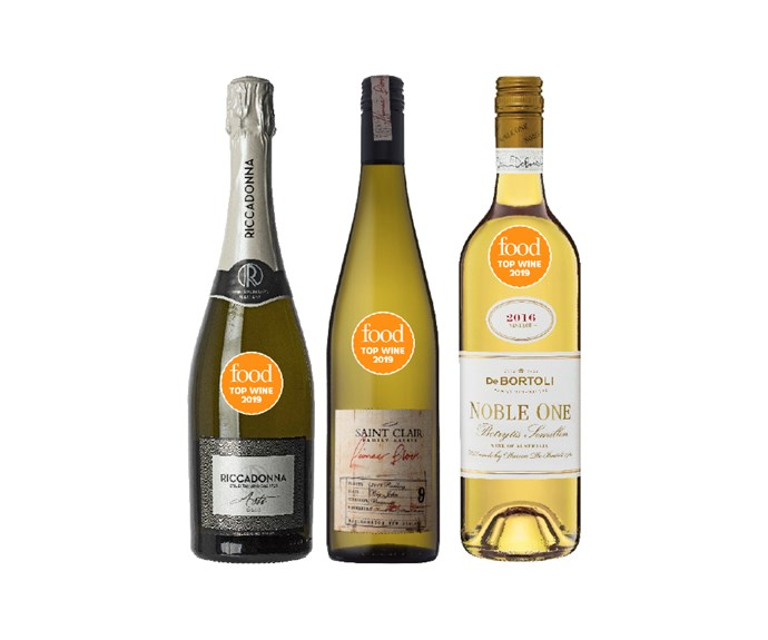The best sweet wines from Food's Top Wine Awards 2019