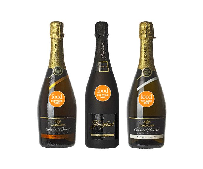 The best sparkling wines from Food's Top Wine Awards 2019