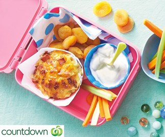 24 easy lunchbox recipes to try with Countdown