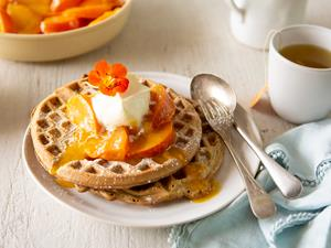 Sweeten up your next meal with persimmons