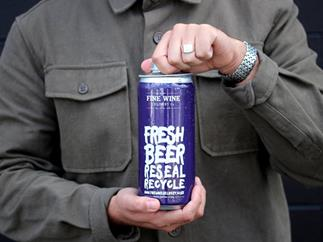 Craft beer lovers rejoice - Crowlers are the next big thing