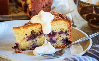 Baking with yoghurt - cake, slice and muffin recipes