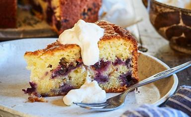 Baking with yoghurt: Our best cake, slice and muffin recipes