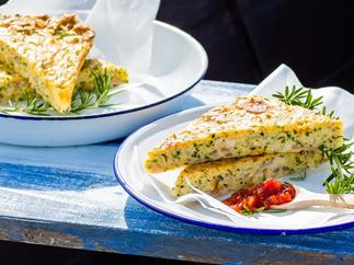 These zucchini slice recipes are perfect for a no-fuss meal