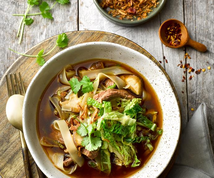Bowl yourself over with these Vietnamese pho recipes