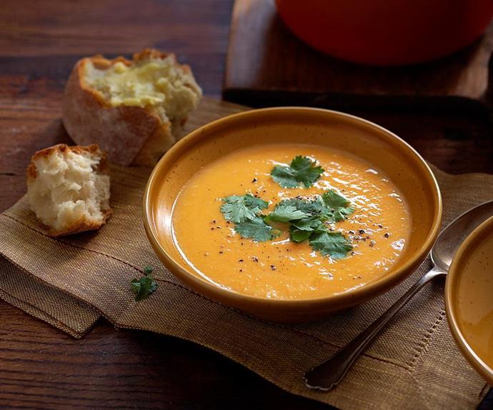 Kumara soup recipes