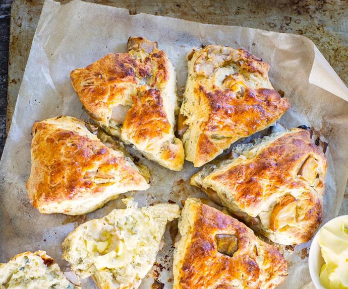 Scrumptious scones made for sharing