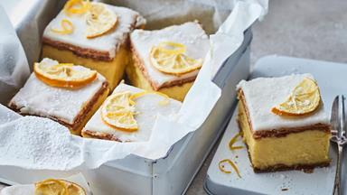10 creamy custard slice recipes