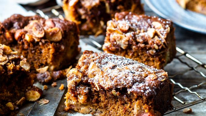 Spiced baking ideas - cake, muffin and scone recipes