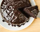 Food magazine's chocolate mud cake
