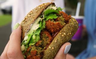 Electrify your tastebuds with BurgerFuel's innovative new hemp burger