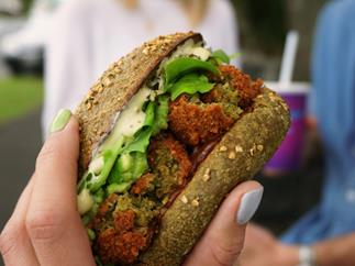 Electrify your tastebuds with BurgerFuel's innovative new hemp burger