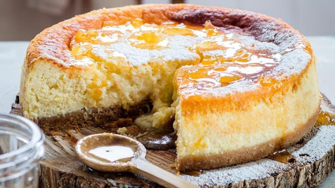 9 ricotta cheesecake recipes that are pure indulgence