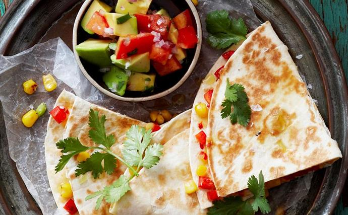 12 quesadilla recipes that are perfect for a quick dinner
