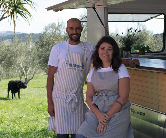 Meet the food truck serving up gluten-free Italian cuisine around Auckland
