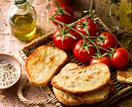 Three delicious ways with bruschetta
