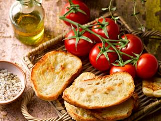 3 delicious ways with bruschetta