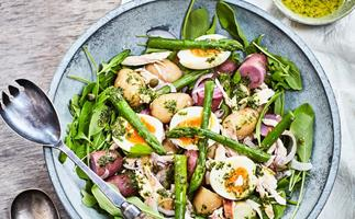 15 light and fresh salads that are perfect for alfresco summer dining