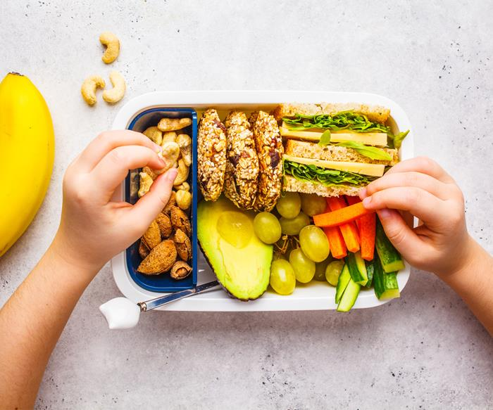 8 ideas for creating allergen-free school lunchboxes