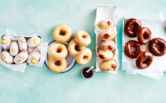 Gluten-free doughnuts recipe with 4 delicious topping ideas