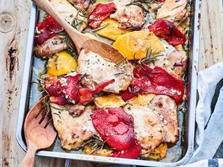 15 tray-bake recipes that make midweek dinners a breeze