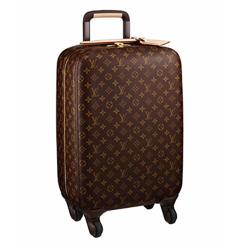 ****    ON A ROLL      Louis Vuitton four-wheeled monogram suitcase, from $3,600.      **[louisvuitton.com.au](http://louisvuitton.com.au)**