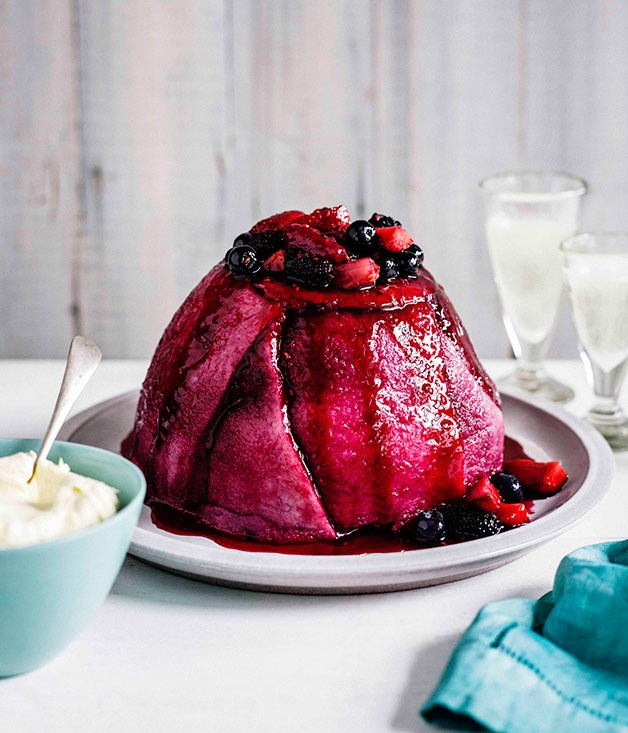 **Summer pudding**