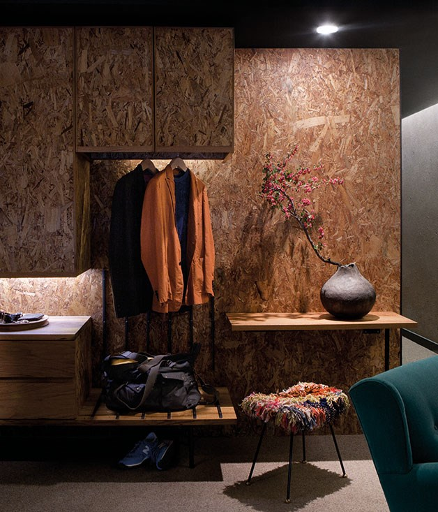 **** **Capital idea**   The new Hotel Hotel at NewActon, Canberra, features recycled timber interiors.