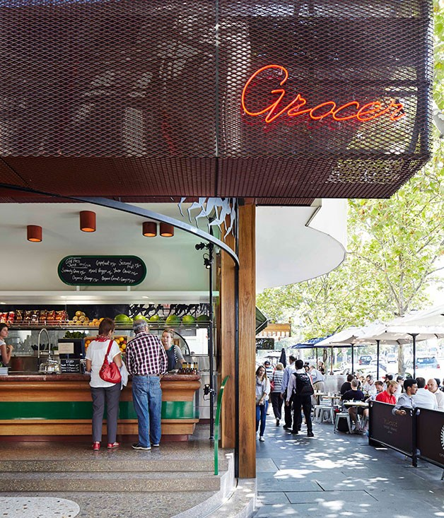 **** **Fresh in the city**   Spring St Grocer in Melbourne's CBD.