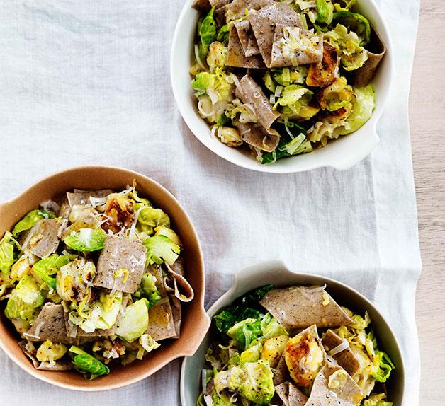 Brassica recipes
