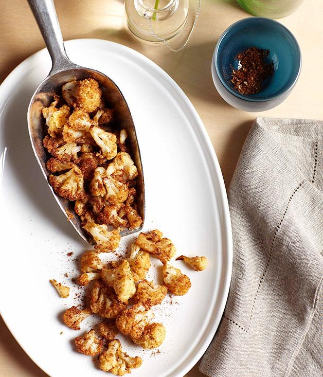 **Fried spiced cauliflower**