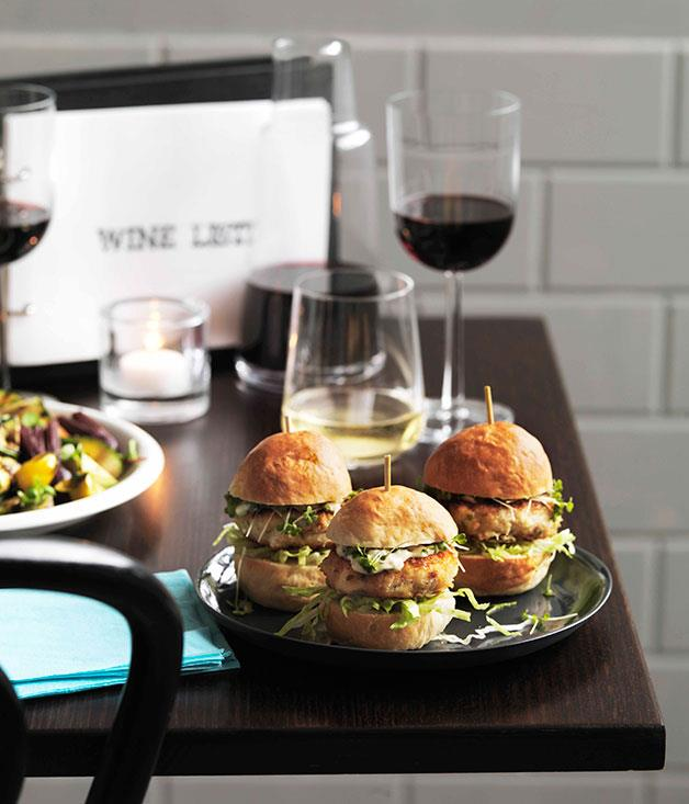 "[**10 William Street's monkfish sliders**](https://www.gourmettraveller.com.au/recipes/chefs-recipes/10-william-street-monkfish-sliders-7681|target=""_blank"")"