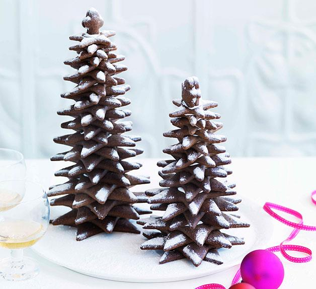 Adriano Zumbo: Gingerbread Christmas trees