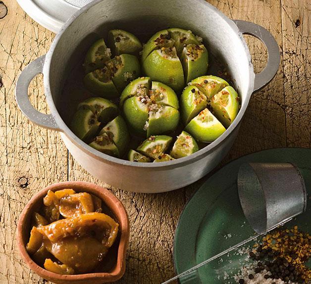 Peter Kuruvita: Lime pickle