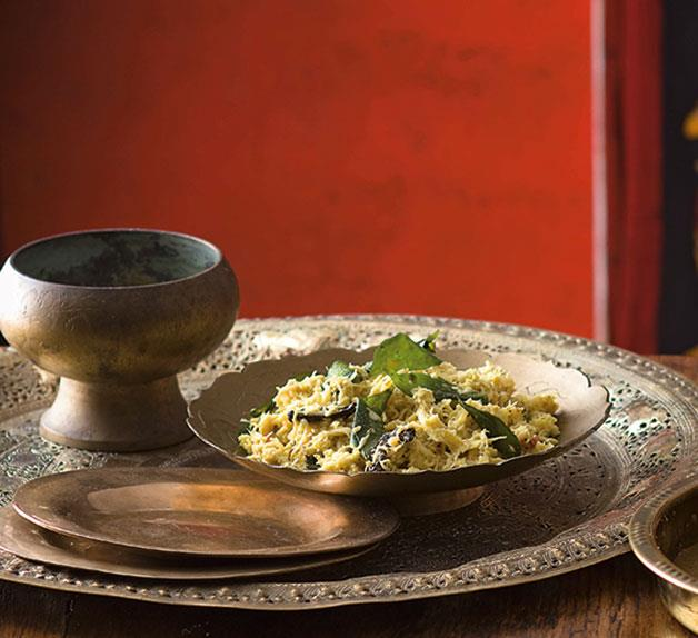 Peter Kuruvita: Crab curry