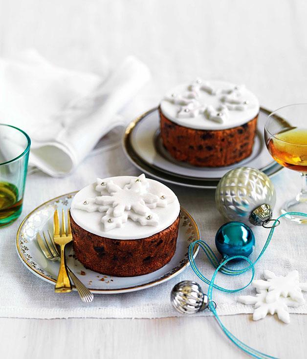 **** **Christmas cakes**    [View Recipe](http://www.gourmettraveller.com.au/christmas-cakes.htm)     PHOTOGRAPH **WILLIAM MEPPEM**