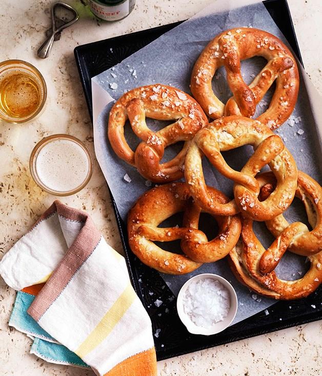 **Laugenbrezel** **Laugenbrezel**    [View Recipe](http://www.gourmettraveller.com.au/pretzels-2.htm)