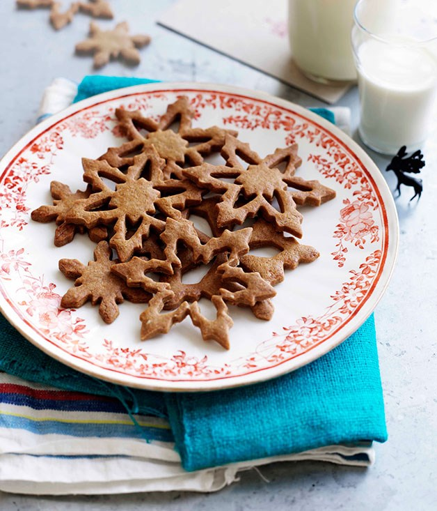 **Speculaas** **Speculaas**    [View Recipe](http://www.gourmettraveller.com.au/speculaas.htm)