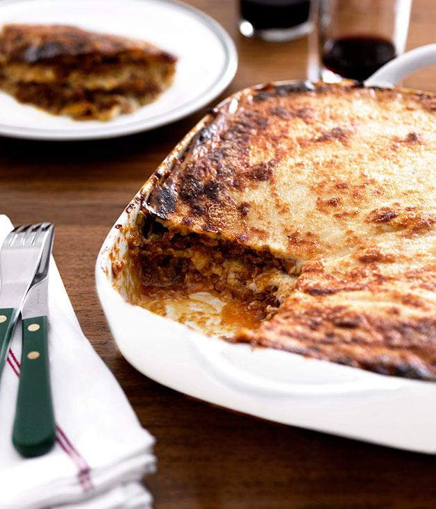 """**[A classic lasagne](http://www.gourmettraveller.com.au/recipes/browse-all/lasagne-8685