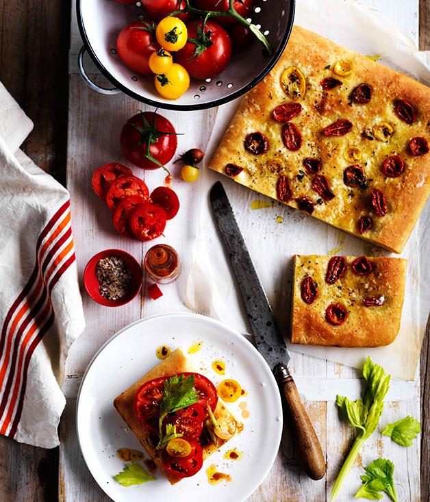 """[**Tomato sandwich with celery salt and Tabasco**](https://www.gourmettraveller.com.au/recipes/browse-all/tomato-sandwich-with-celery-salt-and-tabasco-11516