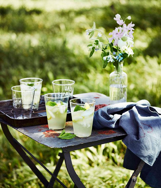 """**[Homemade ginger beer with lime](https://www.gourmettraveller.com.au/recipes/browse-all/ginger-beer-with-lime-10884