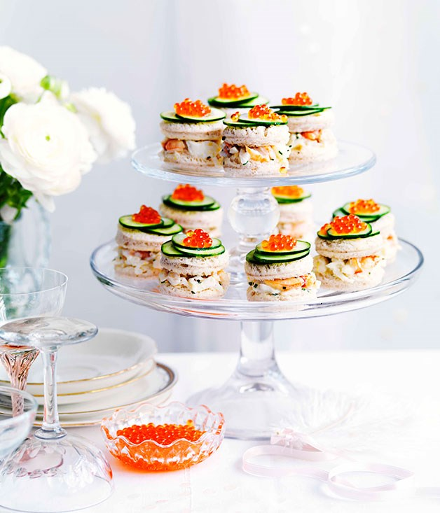 High tea recipes